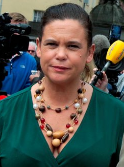 Sinn Féin's Mary Lou McDonald has criticised Labour for their failure to improve industrial relations during their time in government