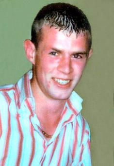 Paul Quinn: beaten to death by an IRA gang with cudgels