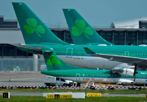 Aer Lingus will launch three new transatlantic routes on Wednesday including flights to Los Angeles and Hartford, Connecticut