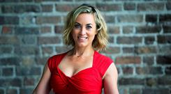 RTE broadcaster Kathryn Thomas