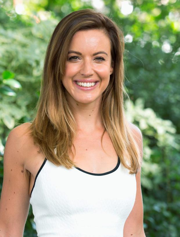 Charlie Webster opened up about her struggle with IBS
