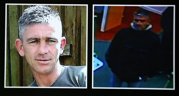 26/08/15 39 year old Barry Corcoran from Wicklow Town, who was last seen on the evening of July 6 in Ballyfermot. Picture Colin Keegan, Collins Dublin.