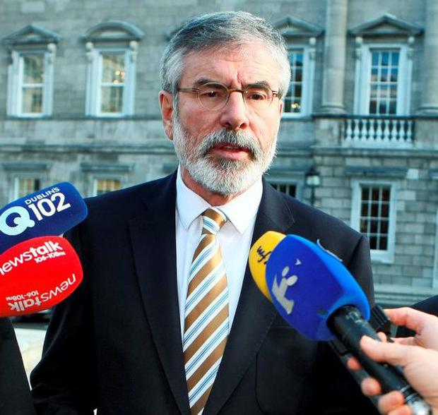 Yesterday Mr Adams intimated that his party has 'no special, or particular or specific responsibility' to respond to allegations made about the IRA... But in the interests of protecting life and a delicate peace, there is always more to be done