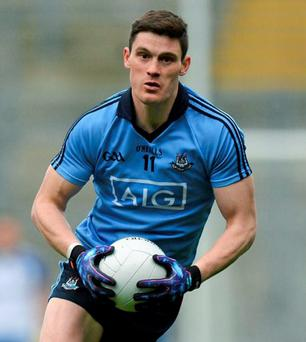 Diarmuid Connolly will have a key role to play for Dublin