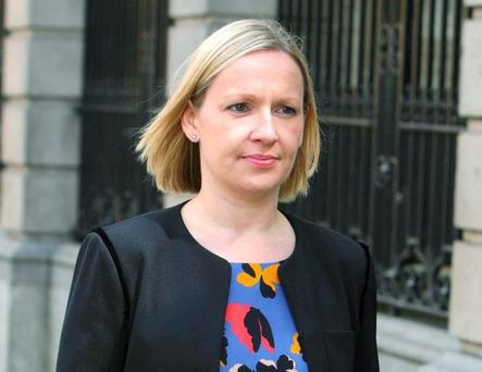Ms Creighton said she was 'astonished' the Oireachtas was splashing out on new printers and insisted she did not want a new one