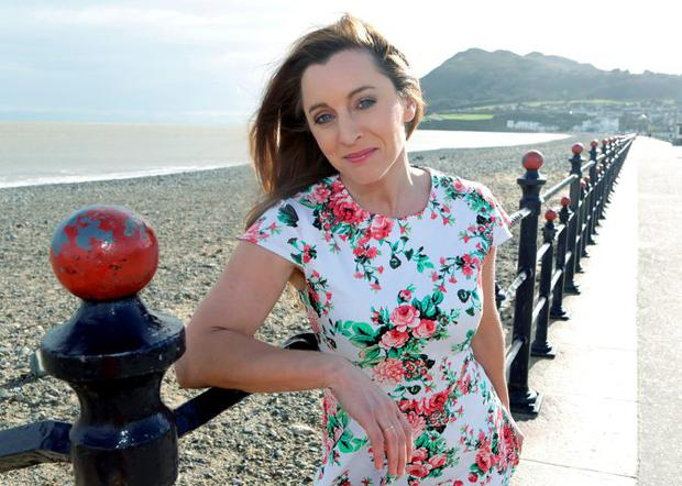 Sinead Desmond has opened up about the