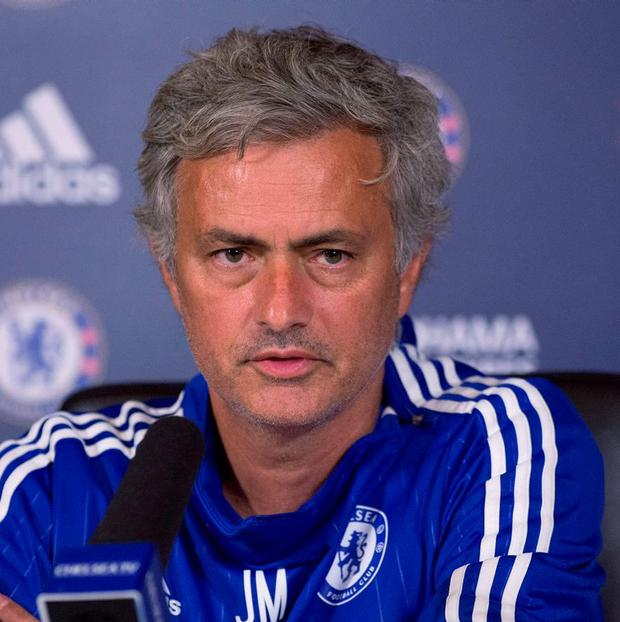 Chelsea manager Jose Mourinho was surprised to see his club's exit from the Champions League last year