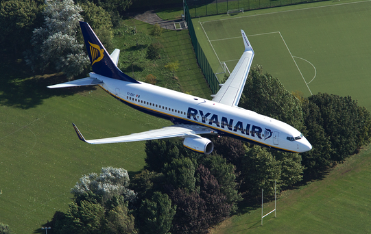 Ryanair has announced extra flights to Paris for the Six Nations.