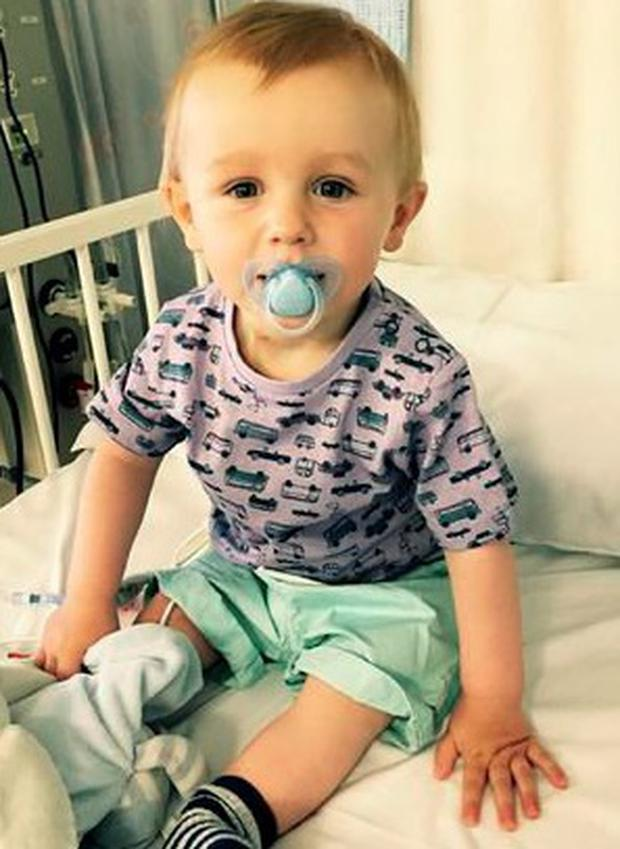 Archie Perkins is awaiting a heart transplant.