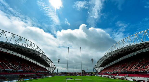 'I have always enjoyed playing in Thomond Park and I got the chance to play there when running out for Munster Schools against Leinster in the Interprovincial Championship'