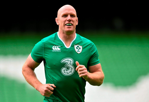 Paul O'Connell will be making his final home appearance for Ireland at the Aviva Stadium tomorrow