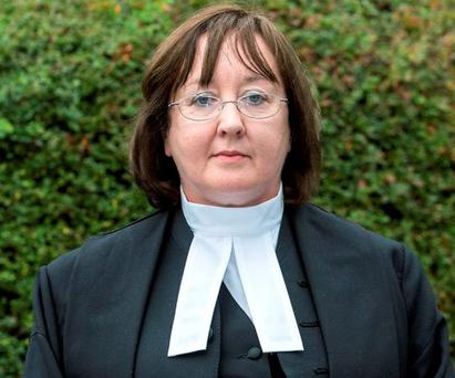 Justice Mary Faherty