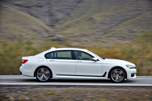 BMW's new 7-series
