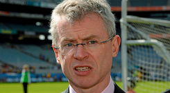 Joe Brolly is in a privileged position as an analyst with one of the most loved programmes in our country. But the privilege brings with it a responsibility to act somewhat appropriately