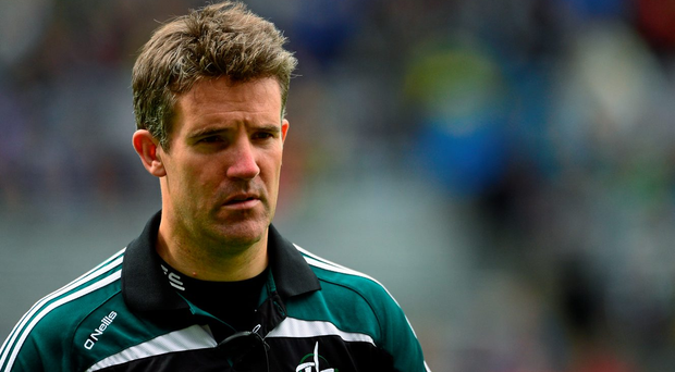 John Ryan had met Kildare officials in recent weeks to confirm his interest in continuing on in 2016