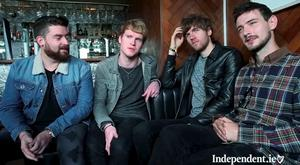 Kodaline chat to Independent.ie