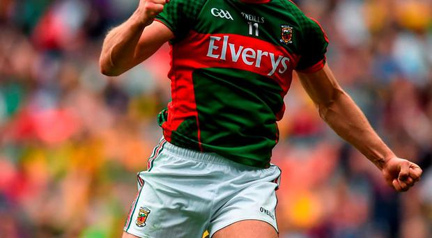 Jim Gavin has described Aidan O'Shea (pictured) as the 'best player in Ireland'