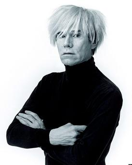 Unforgettable images: Artist Andy Warhol