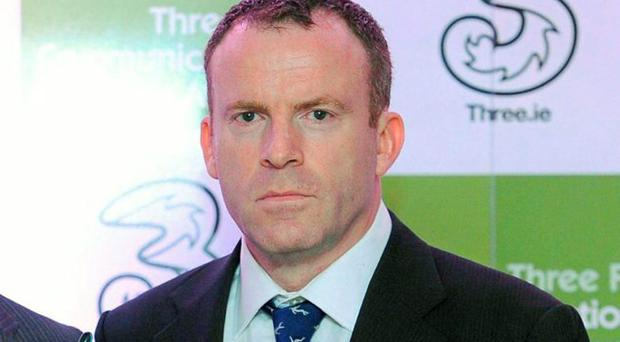 Ian Mallon, the new Director of Communications with the Football Association of Ireland