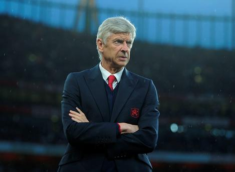 Arsene Wenger (Photo by David Price/Arsenal FC via Getty Images)