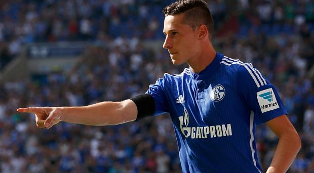 Both United and Arsenal are in for Draxler.