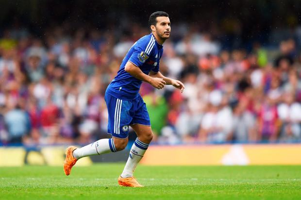 Chelsea's Pedro Action Images via Reuters / Tony O'Brien Livepic
