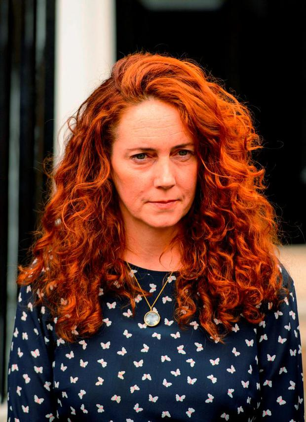 File photo dated 26/06/14 of Rebekah Brooks who will return to News Corp as chief executive of its UK division a year after she was cleared in the phone hacking trial, it has been reported. Dominic Lipinski/PA Wire