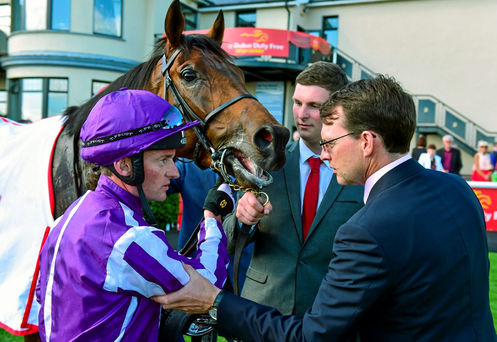 The story of Aidan O'Brien's impending departure from Ballydoyle will prove the exact reverse : one of rumour without ultimate substance
