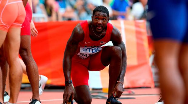 But what if Justin Gatlin was British?
