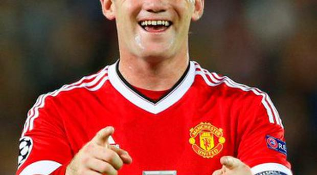 Rooney: embracing his leadership role