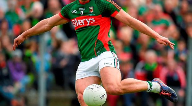 Mayo are scoring goals freely since they began to work on a long-ball strategy to Aidan O'Shea, even though it is under-rehearsed
