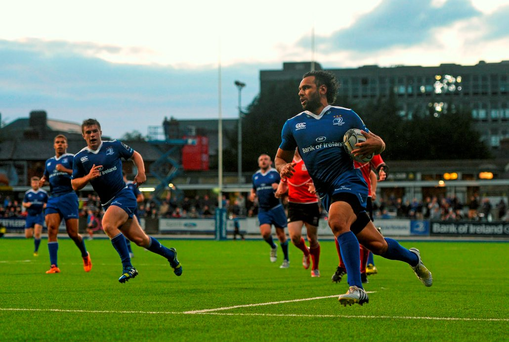 Isa Nacewa's pre-season form for Leinster has been impressive