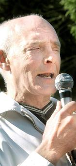 Brian Keenan once referred to 'those bastards in power in the Free State'.