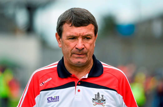 After four seasons in charge during his second tenure as Cork hurling manager, Jimmy Barry-Murphy has stepped down