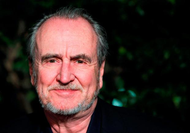 Writer Wes Craven arrives at the The Hollywood Reporter Academy Awards nominee party in Los Angeles in this February 24, 2011 file photo. Craven, known for the