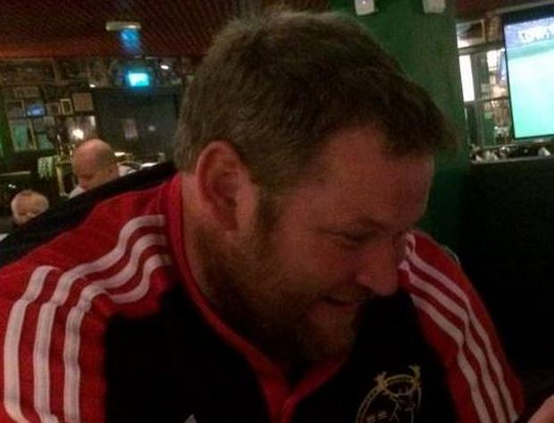 Tim 'TJ' O'Herlihy (36), from Castleisland, Co Kerry, died alongside his workmate when they became trapped underwater while carrying out remedial works at Thomond Bridge in Limerick on Saturday