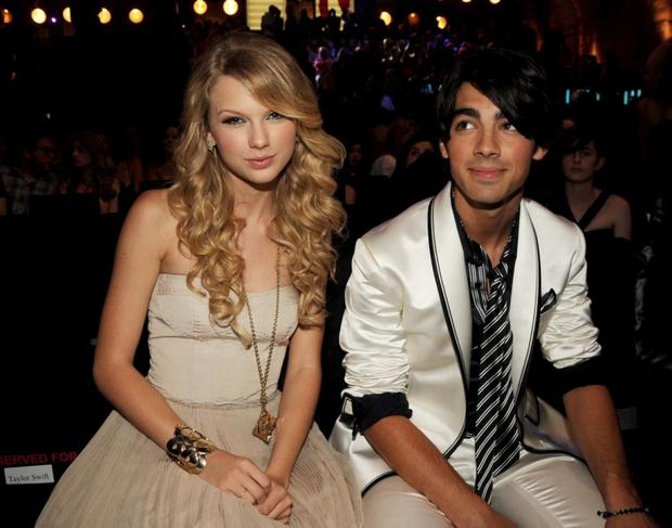 Taylor Swift and ex-boyfriend Joe Jonas