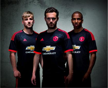 Lifestyle Sports is a retailer of sports merchandise, including the new Adidas range for football giants Manchester United. Photo: PA