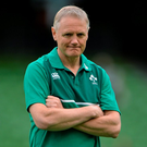 The coach is expected to field questions on his squad today, and top of the agenda will be his decision to leave Isaac Boss at home and take a chance on Conor Murray and Eoin Reddan staying fit