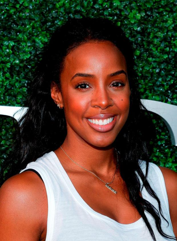 Kelly Rowland attends the 15th Annual USTA Opening Night Gala at USTA Billie Jean King National Tennis Center on August 31, 2015 in New York City. (Photo by Rob Kim/Getty Images)