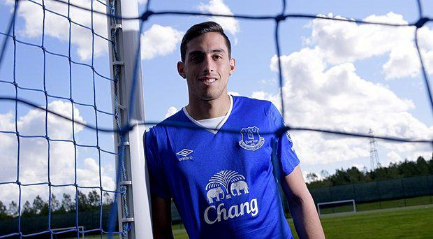 Ramiro Funes Mori has signed for Everton from River Plate