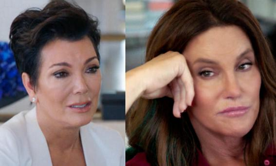 Kris and Caitlyn Jenner meet for the first time on E!'s I Am Cait
