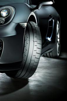 The new Continental Sport Contact 6 is a performance tyre