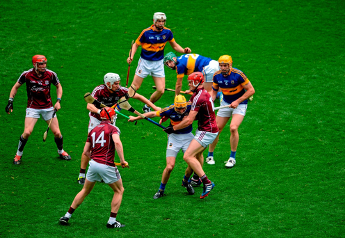 Against Tipperary, Galway showed the character to consistently come back from the dead in one of the best All-Ireland semi finals ever played