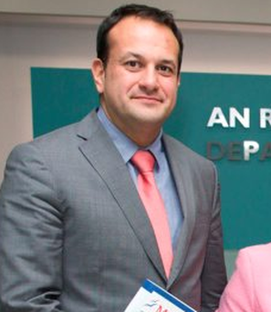 Leo Varadkar: 'We have a thousand more staff working in the public health service than last year and €74m has been provided for the Fair Deal Nursing Home Scheme'