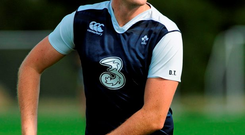 Devin Toner remains a vital cog in Ireland's lineout