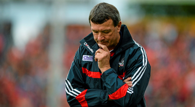 Jimmy Barry-Murphy's resignation as Cork hurling manager brings to 13 the number of managers who have left the inter-county scene this season