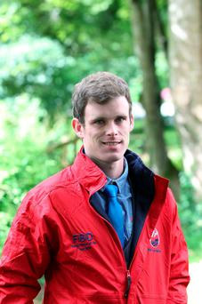 Young Farmer of the Year Jonathon Marry