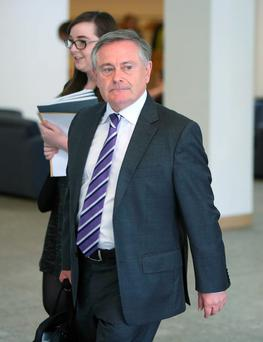 "The HSE's demands for a €2bn rise in funding next year have been dismissed as ""unrealistic"" by Public Expenditure Minister Brendan Howlin"