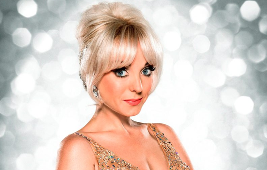 Embargoed to 0001 Tuesday September 1 For use in UK, Ireland or Benelux countries only Undated BBC handout photo of Strictly Come Dancing contestant Helen George. PRESS ASSOCIATION Photo. Issue date: Tuesday September 1, 2015. See PA story SHOWBIZ StrictlyWomen. Photo credit should read: Ray Burmiston/BBC/PA Wire NOTE TO EDITORS: Not for use more than 21 days after issue. You may use this picture without charge only for the purpose of publicising or reporting on current BBC programming, personnel or other BBC output or activity within 21 days of issue. Any use after that time MUST be cleared through BBC Picture Publicity. Please credit the image to the BBC and any named photographer or independent programme maker, as described in the caption.